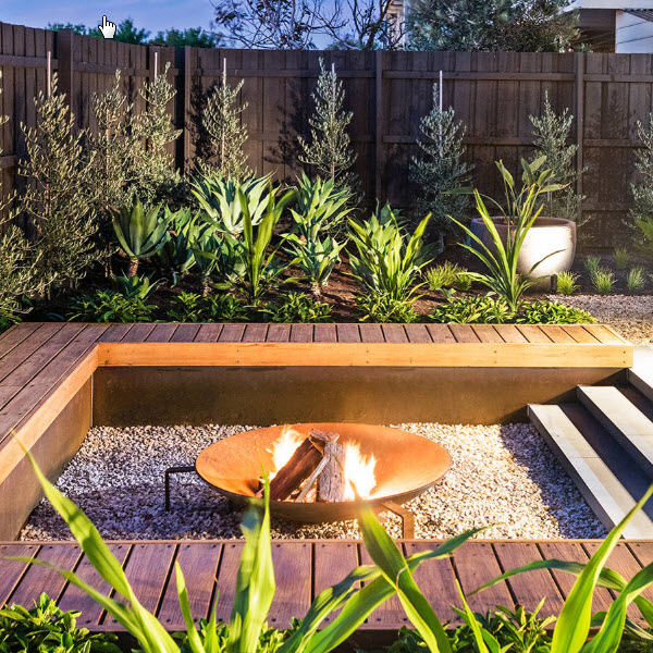 Garden landscaping in wa for Local landscape designers