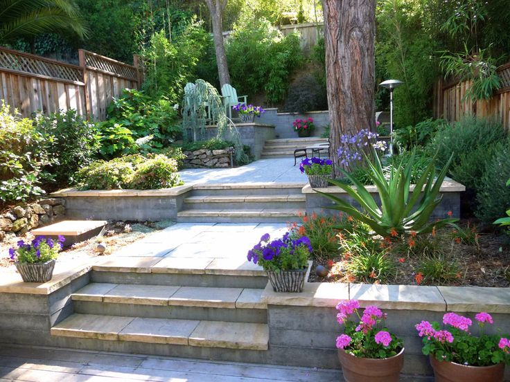 Ideas And Tips For Landscaping Your Front Yard ... on Terraced Front Yard Ideas id=78438