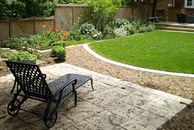 For Example, You Can Delineate A Dining Or Lounging Area With A Stone Patio  And Separate The Play Area From This Spot With Some Plantings.