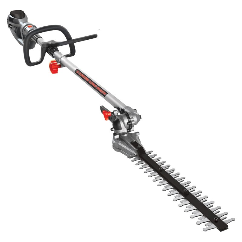 Professional Hedge Trimmer with serrated steel blades