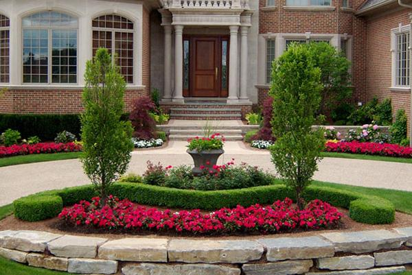 3 Easy Abstract Garden Landscaping Tips