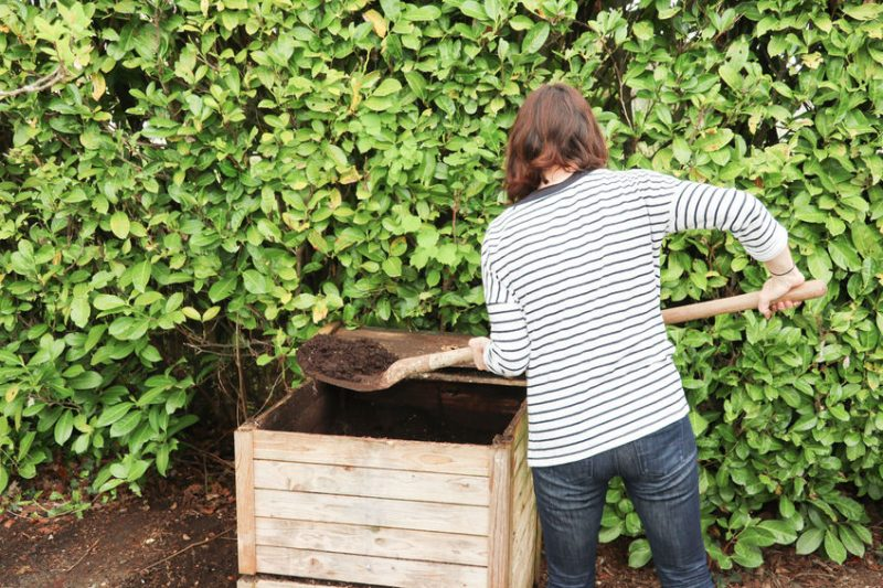 Compost needs to be tumbled each week