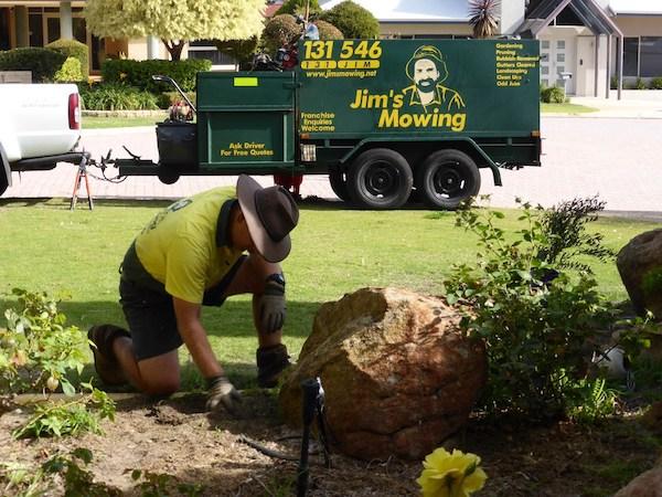 jims gardening